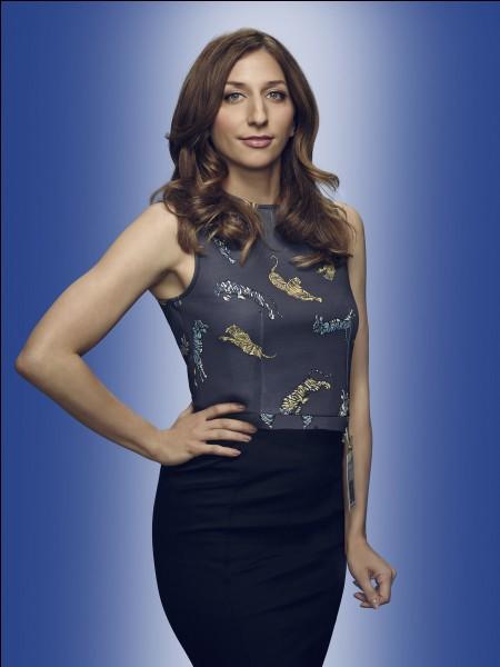 Dans quelle série pouvons-nous voir Gina Linetti ?