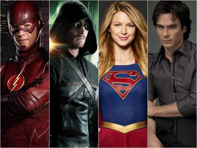Dans quelle série retrouve-t-on ces personnages ? (4)