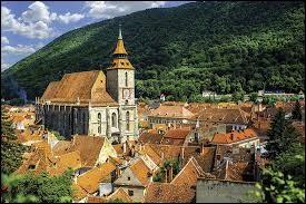Laquelle de ces villes ne se trouve pas en Roumanie ?