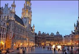 Laquelle de ces villes ne se trouve pas en Belgique ?