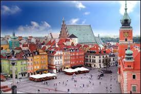 Laquelle de ces villes ne se trouve pas en Pologne ?