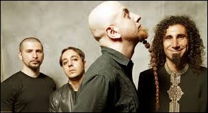 J'ai choisi ''Lonely Day'' de System of a Down, un groupe d'origine arménienne. Saurez-vous retrouver les noms de ses membres ?