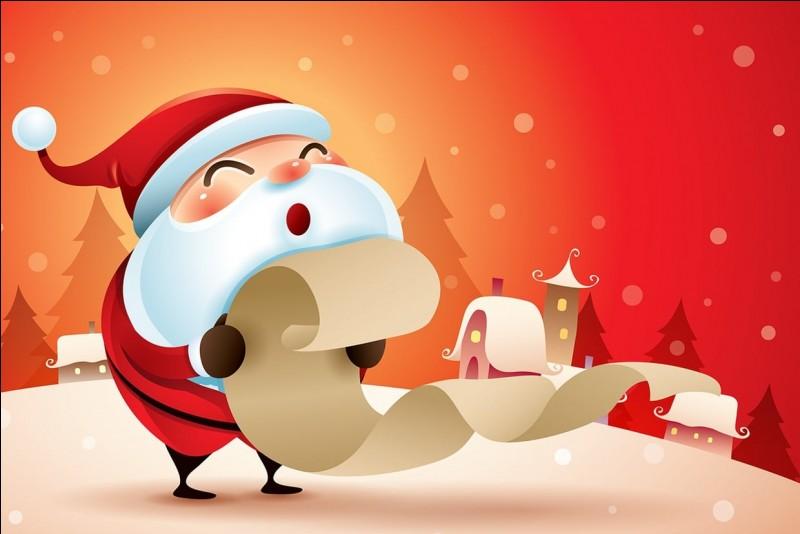Quel jour de l'année fête-t-on Noël ?