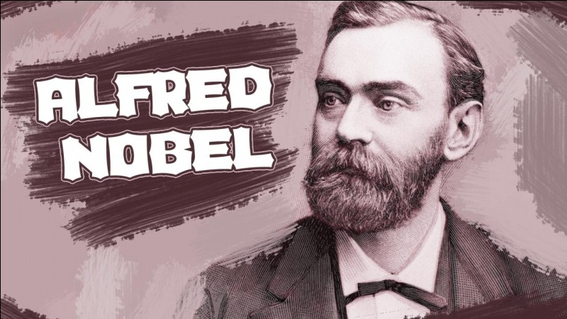 Qu'a donc inventé Alfred Nobel en 1866 ?