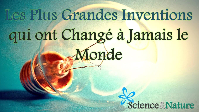 Les inventeurs célèbres
