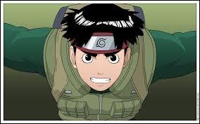 Rock Lee aime quelqu'un au début de Naruto, mais qui ?