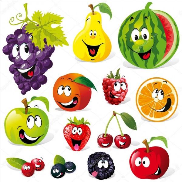 Pourquoi les fruits changent-ils de couleur en mûrissant ?