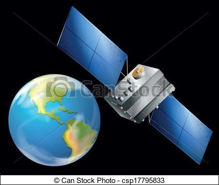 Pourquoi les satellites restent-ils en orbite autour de la Terre ?