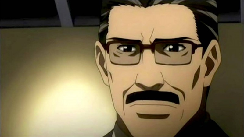 Yagami Soichiro est le père de Light. Il est également chef de la police de Tokyo. Il enquête avec L sur l'enquête pour découvrir qui est Kira. Quelle est l'arme de Kira ?
