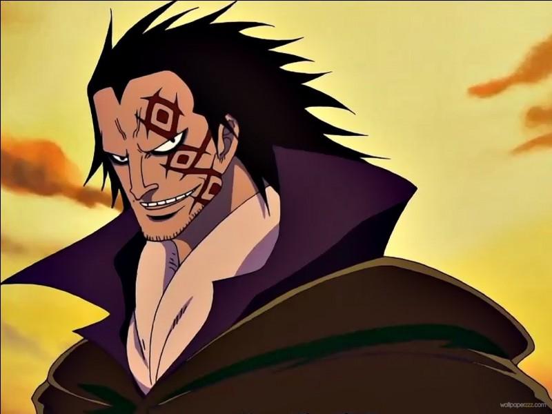 Je suis le père du futur Roi des Pirates ! Je suis d'ailleurs le chef d'un de ses frères de cœur. Lequel ?