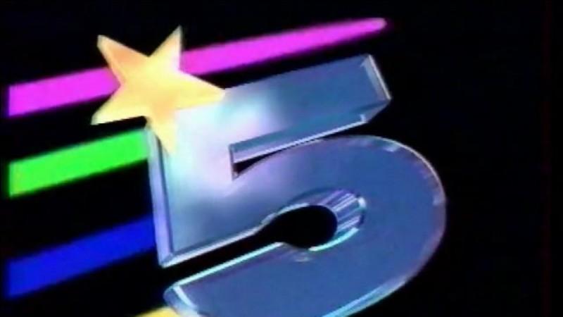 Quel a été le logo après la Cinq ?