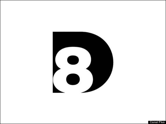 Quel logo était avant D8 ?