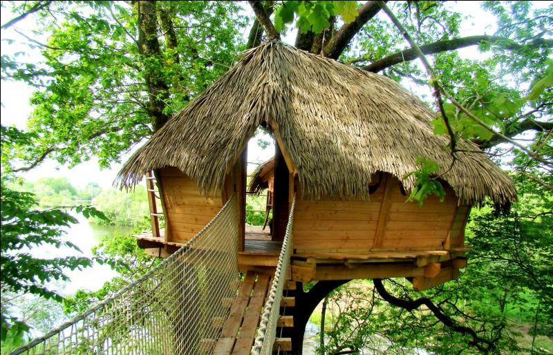 As-tu une cabane secrète ?