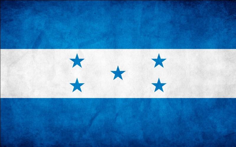 A quel pays ce drapeau est-il ?