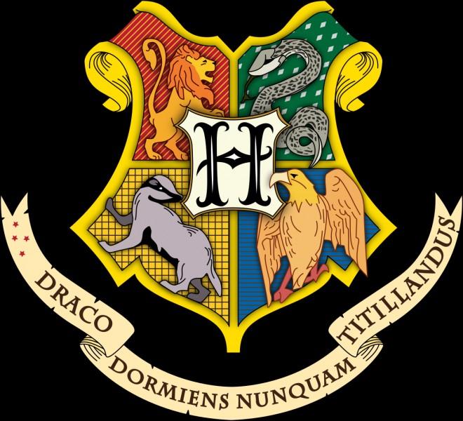 Dans quelle maison est Hermione ?