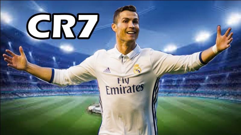 """Combien de """"Ballon d'or"""" a gagnés CR7 (Cristiano Ronaldo) ?"""