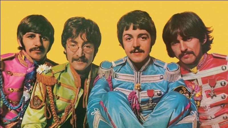 Laquelle de ces chansons n'est pas interprétée par les Beatles ?