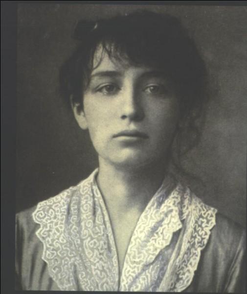 De qui Camille Claudel était-elle la maîtresse ?
