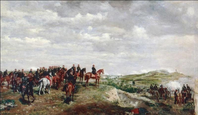 Autour du XIXe siècle. - (1)
