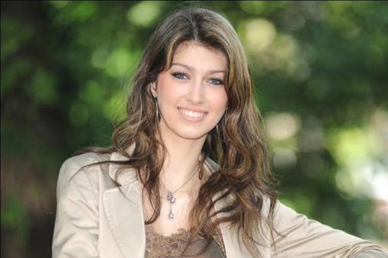Quelle est la particularité de Sophie Vouzelaud, élue Première Dauphine de Miss France 2007 ?