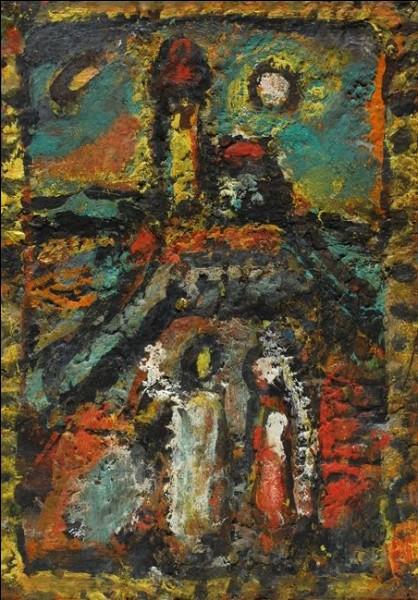 """Qui a représenté """"Le Christ à la tour"""" ?"""