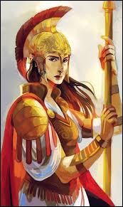 Qui est la déesse de la sagesse ?