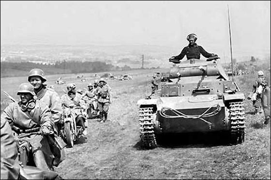 Le pays a été envahi et occupé pendant la seconde guerre mondiale.