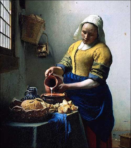 Ce tableau a été peint par un artiste de ce pays.