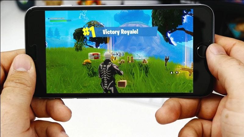 Quel est le nom de ce jeu mobile ?