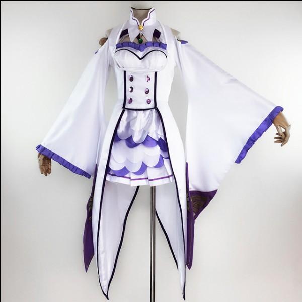 De quel manga vient cette tenue ?