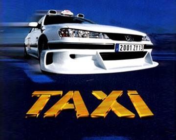 Taxi le film Saga (avec Samy Naceri)