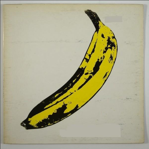 À quel artiste est cette banane ?