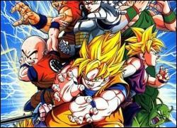 Dragon Ball Z, Le gentil Son Gohan, Dragon Ball Z...