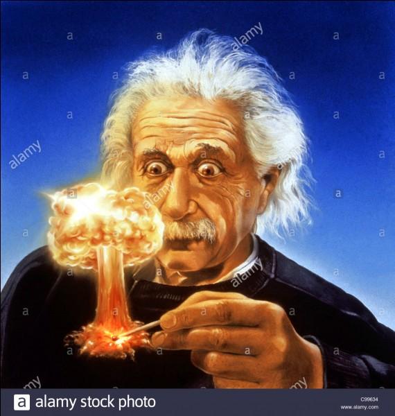 Albert Einstein soutenait la cause végétarienne. L'était-il ?