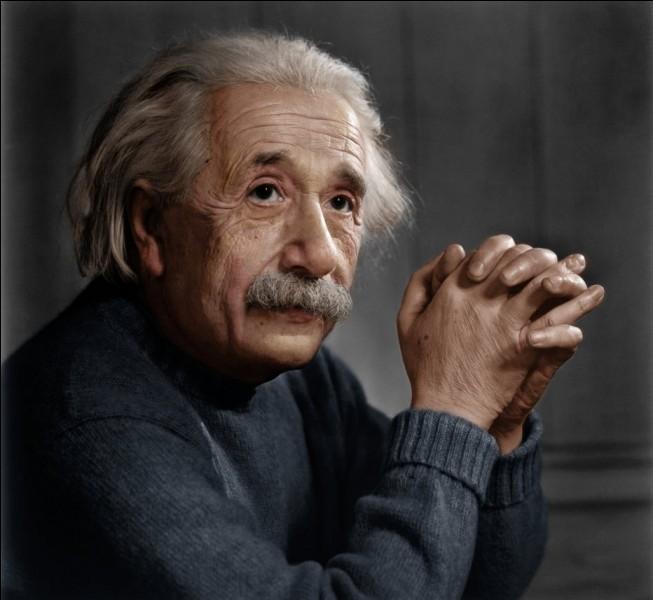 Quel autre physicien est décédé le jour de naissance d'Albert Einstein ?