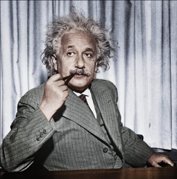 Albert Einstein a épousé sa cousine Elsa Einstein.