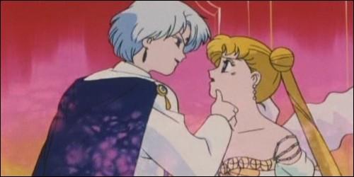Le prince Diamant est le second méchant à tomber amoureux de notre petite Bunny. Dans quelle saison ?