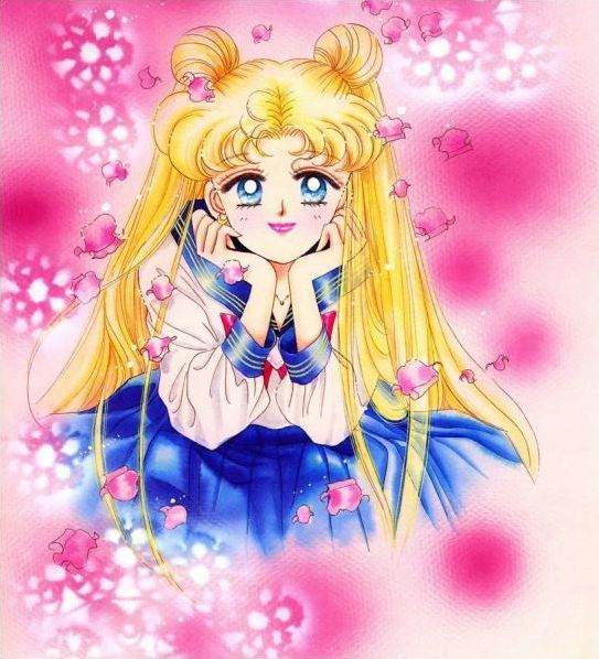 Sailor Moon - Bunny Rivière