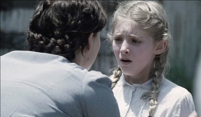 Comment appelle-t-on la petite sœur de Katniss ?
