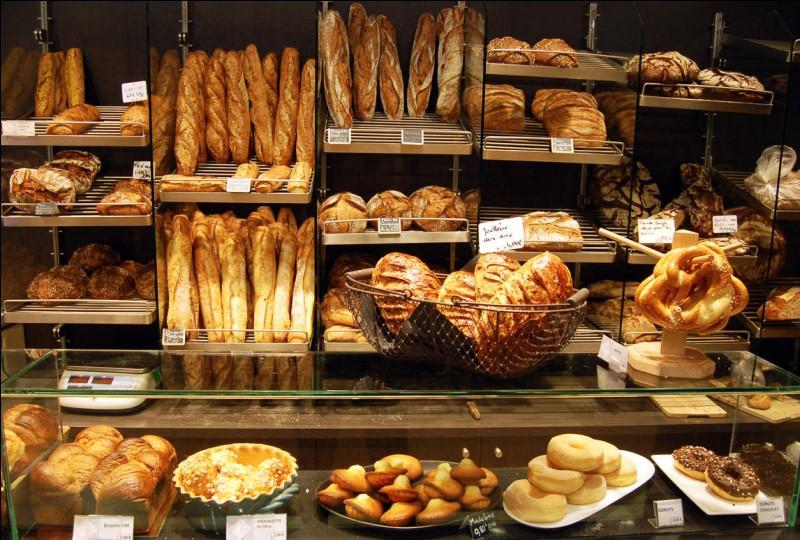 Quand tu vas dans une boulangerie pour acheter du pain, tu préfères avoir du pain frais ou pas frais ?