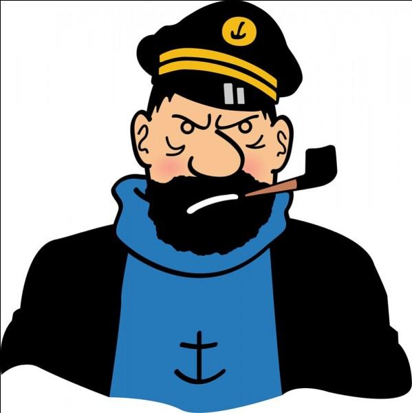 Quel est le nom de l'ascendant du Capitaine Haddock ?