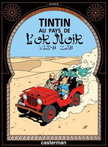 """Quel est le nom des capsules que jette le Docteur Müller dans """"Tintin au Pays de l'or noir"""" ?"""