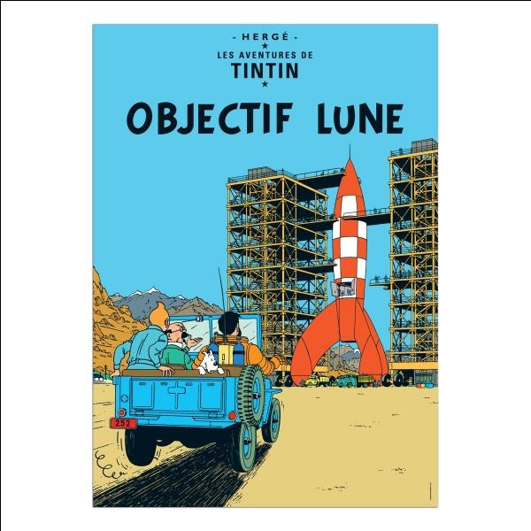 """Dans """"Objectif Lune"""", qui sont les premiers intrus dans la fusée ?"""