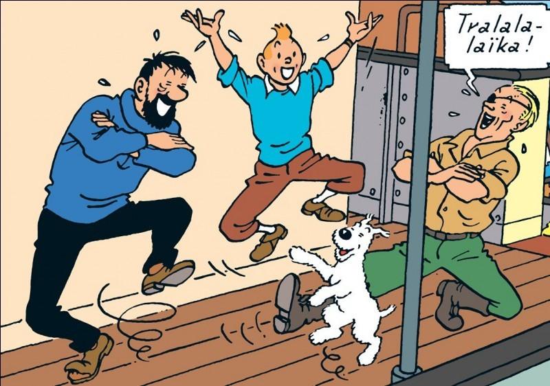 ''Tintin''