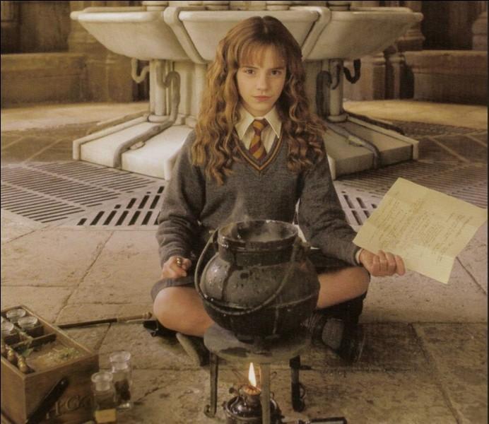 De quel sang est Hermione ?
