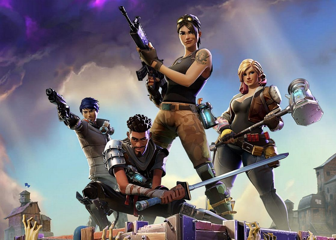 Quiz sur 'Fortnite Battle Royale'