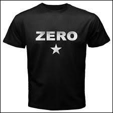 Ce t-shirt ferait le bonheur d'un fan du groupe...