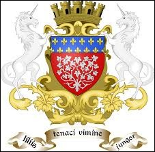 Quelle ville française a une licorne figurant sur ses armoiries ?