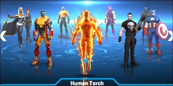 Quel super-héros préfères-tu ?