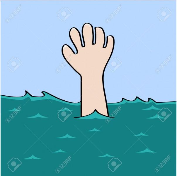 Que fais-tu si ton ami va se noyer ?